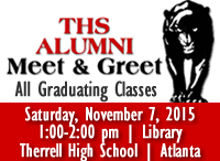Therrell High Alumni Meet & Greet - Monthly