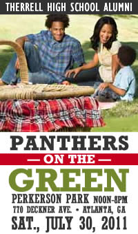 Panthers on the Green