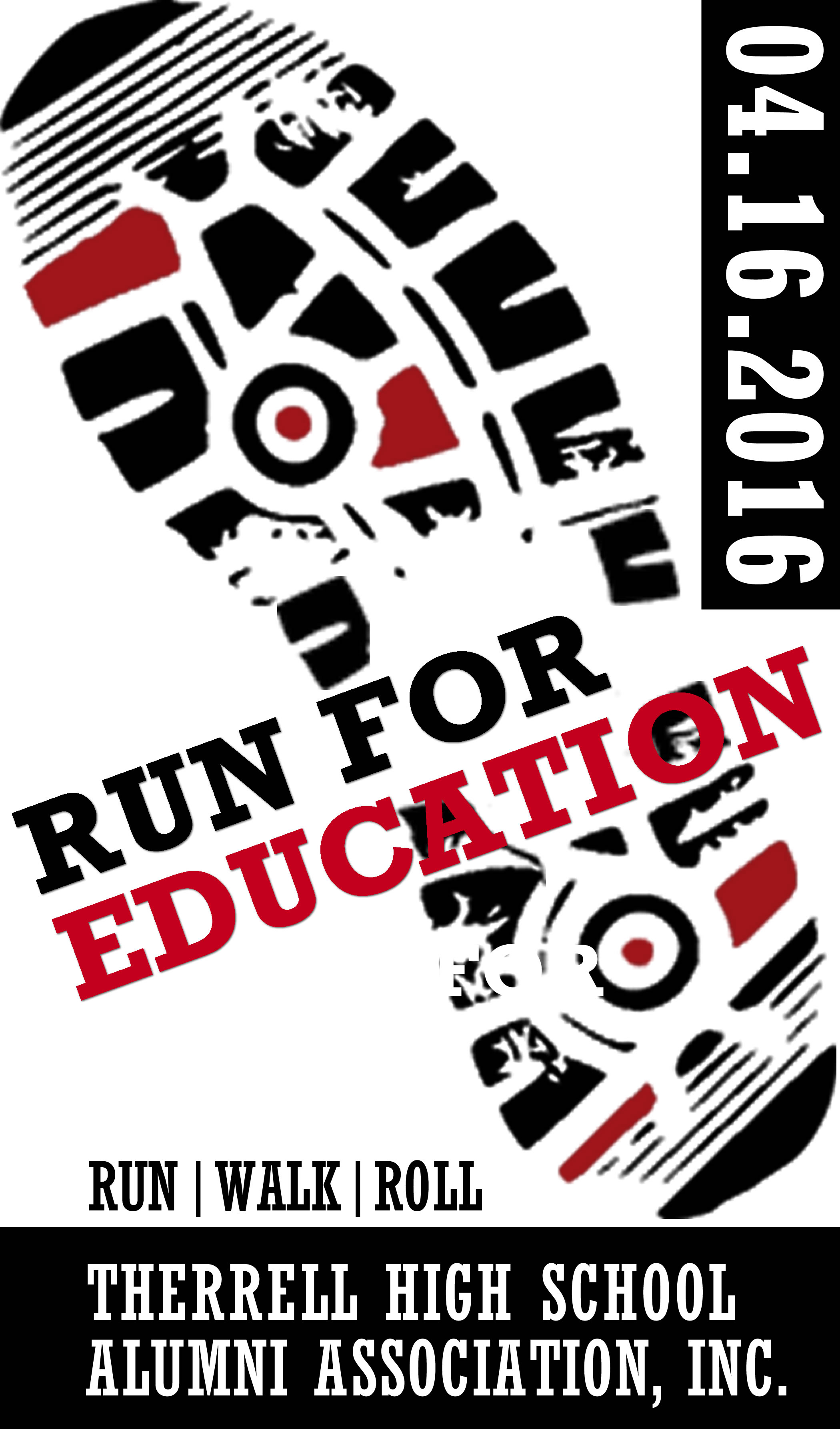 Therrell High Alumni Run for Education