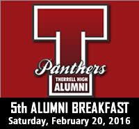 Therrell High School Annual Alumni Breakfast  - Crowne Plaza Hotel - Airport - Atlanta, GA